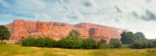 Panorama Of The Ancient Red Fo...