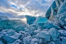 Icy Landscape, Iceland