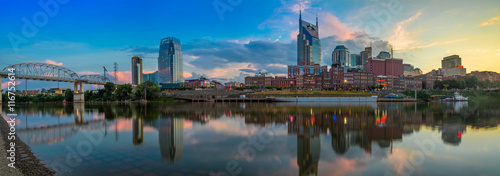 Photo  Nashville Skyline