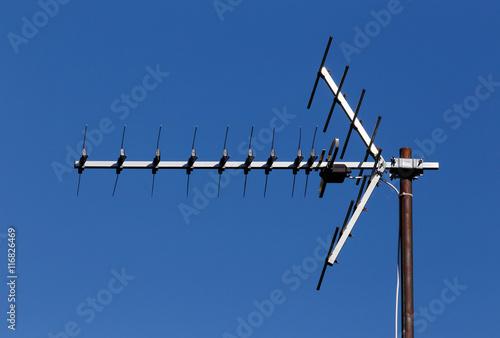 Fotografía  TV-antenn
