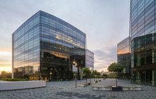 Modern Office Building In The ...