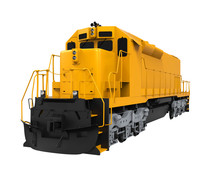 Yellow Freight Train