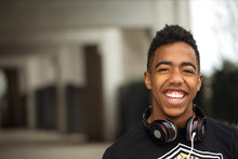 African American Teenager