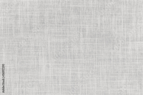 Poster Tissu White color nature woven texture background