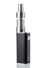 Electronic Cigarette Isolated ...