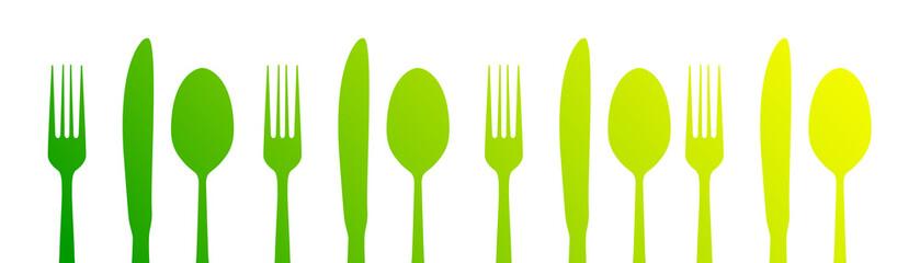 Panel Szklanyposate, icone, cucina, cucinare, gastronomia