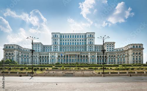 parlament bucharest