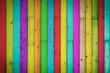 Vintage colorful wood background