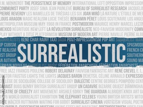 Photo  surrealistic