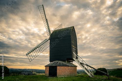 Windmill 6 Canvas