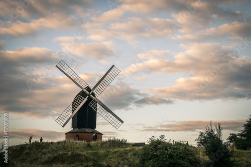 Fotografering  Windmill