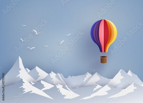 hot-air-balloon-and-cloud
