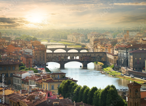 Mosty we Florencji