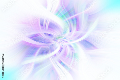 Light Blue Purple colored abstract patterns. Concept Lightness