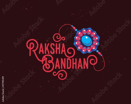 Photo  Happy Raksha Bandha