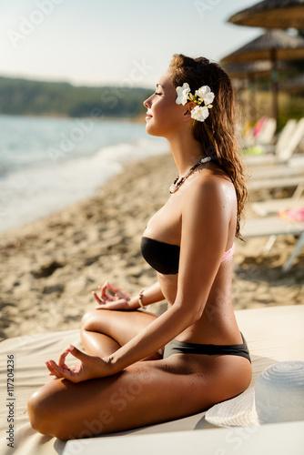 Fotomural Meditación