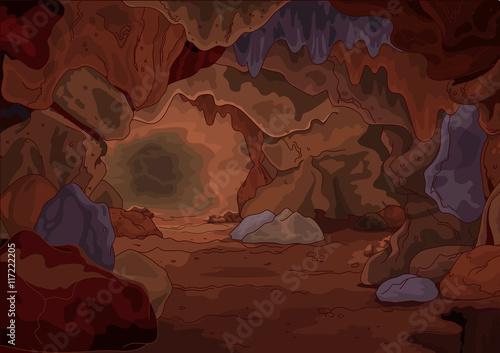 Magic Cave.