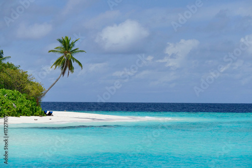 Staande foto Eiland Inselträume