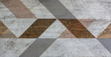 tiles with geometric shapes - 117305224