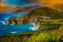 Bixby Creek Bridge Big Sur Cal...