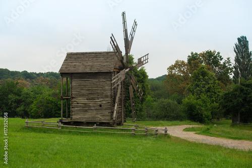 Aluminium Prints Mills old windmill