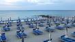 Bagno blu - vacanza al mare