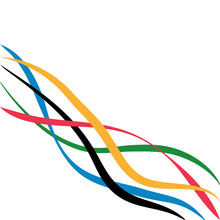 Olympic Games Vector Backgroun...