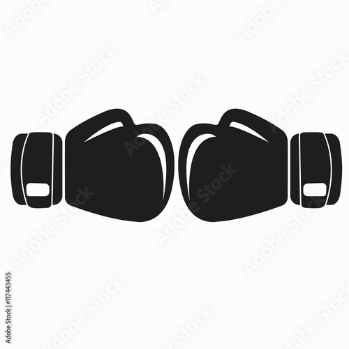 Boxing gloves - 117443455