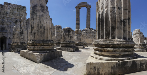 Fotografie, Obraz  Apollon Tapınağı