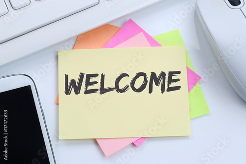 Welcome new employee colleague refugees refugee immigrants desk welcome new employee colleague refugees refugee immigrants desk thecheapjerseys Images