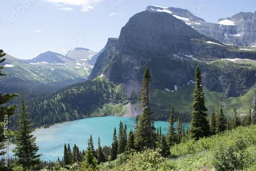 Valokuva  Grinnell Lake - Glacier National Park