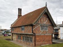 Aldeburgh Moot Hall Timber Fra...