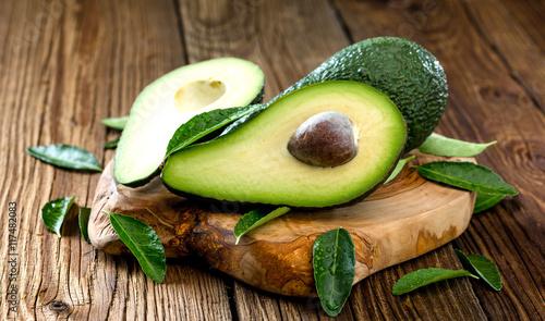 Frische Bio Avocado