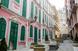 Old town in Macao city