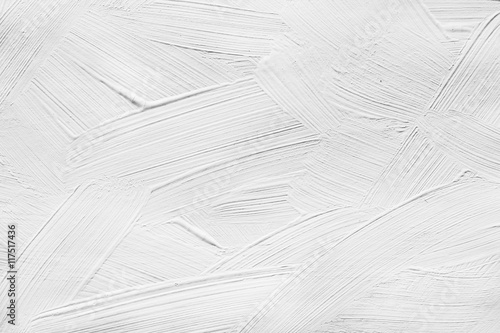 White painting background Fototapeta