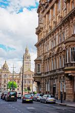 Glasgow City Chambers On Georg...