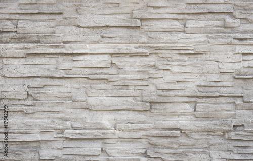 Stein Fliesen Steinmauer Modern Grau