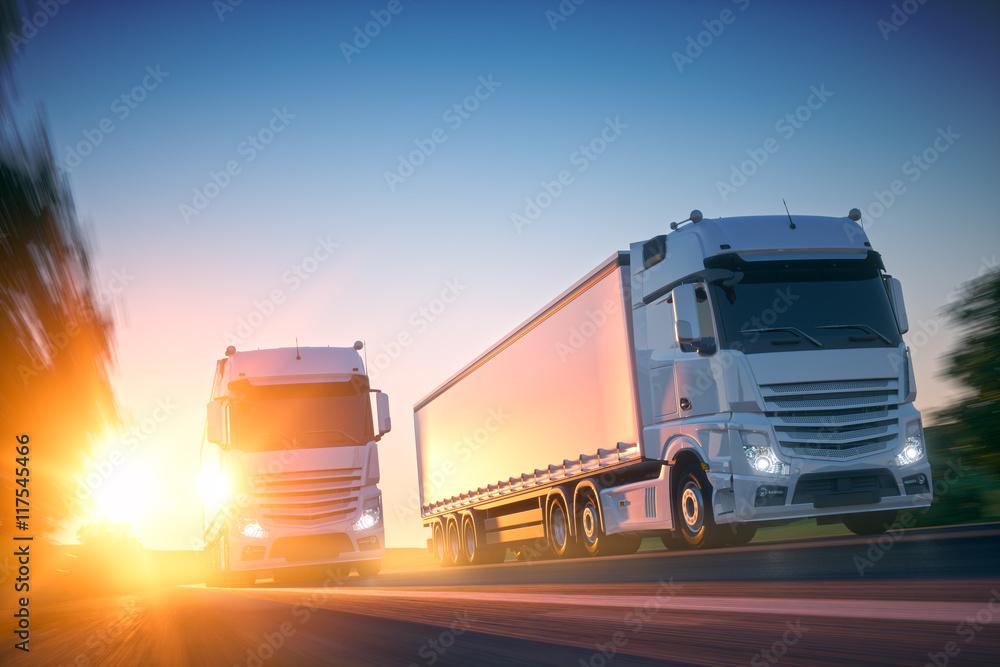 Fototapeta Transport Forward 12