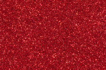 Red Glitter Texture Abstract B...