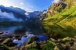 Czarny Staw Gąsienicowy @ Tatra Mountains