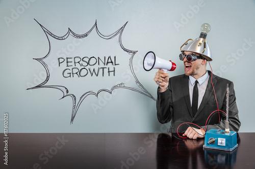 personal growth speech