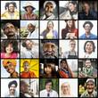 canvas print picture - Diverse Ethnic Diversity Ethnicity Community Concept