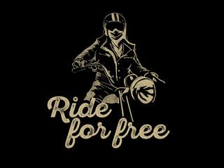 Fototapeta Sport motor rider