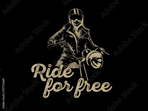 motor rider - 117732669