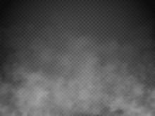 Fog Or Smoke Isolated Transpar...