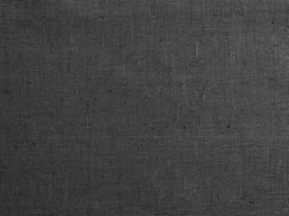 Fototapeta na wymiar Black fabric texture and background