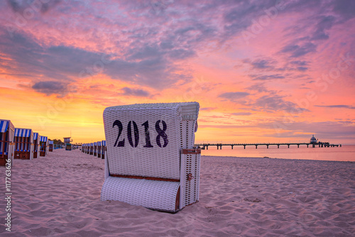 Photographie  2018 Strand Urlaub