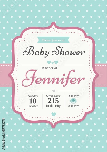 Fancy baby shower invitation buy this stock vector and explore fancy baby shower invitation filmwisefo