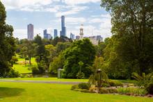 Melbourne Royal Botanical Gard...