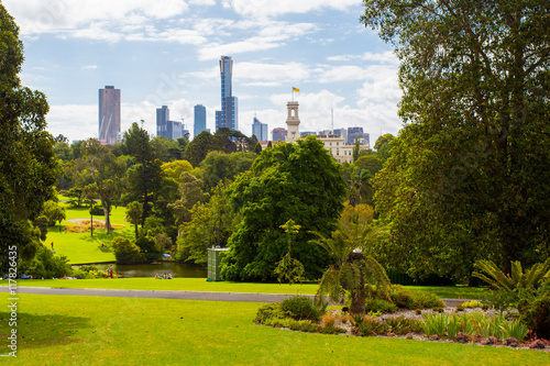 Melbourne Royal Botanical Gardens